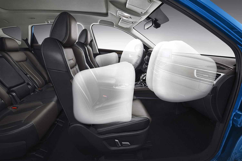 glory 580 airbags