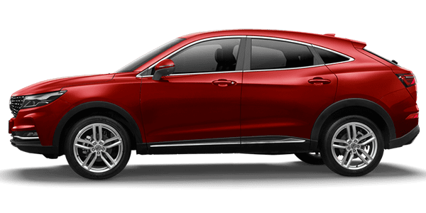 potencia del SUV dfsk ix5