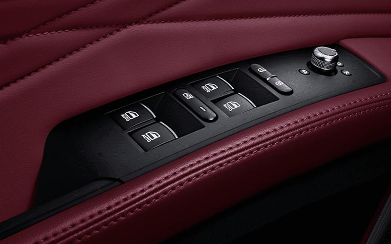 elevaluna eléctricos dfsk SUV ix5