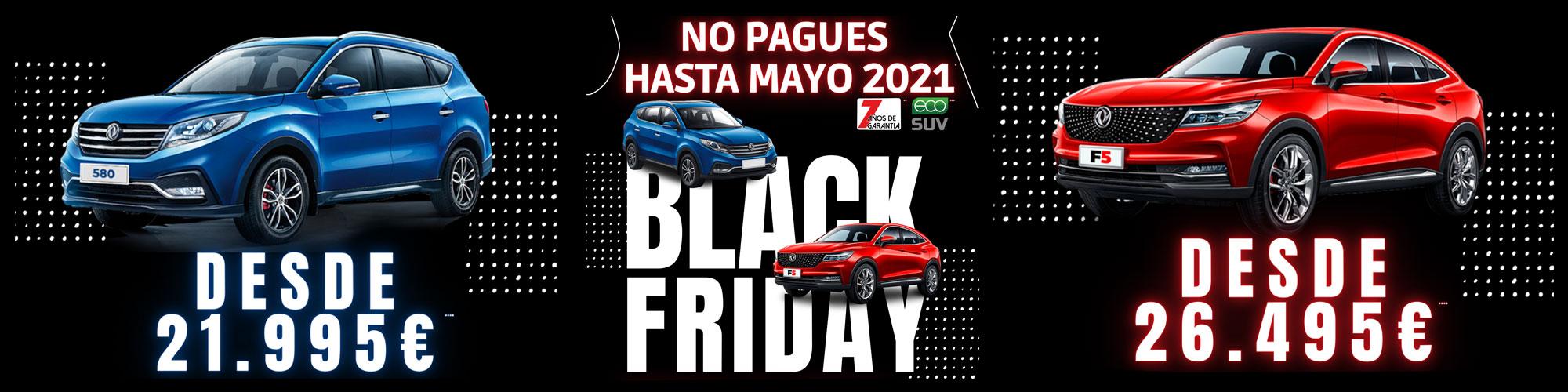 black friday dfsk motors España