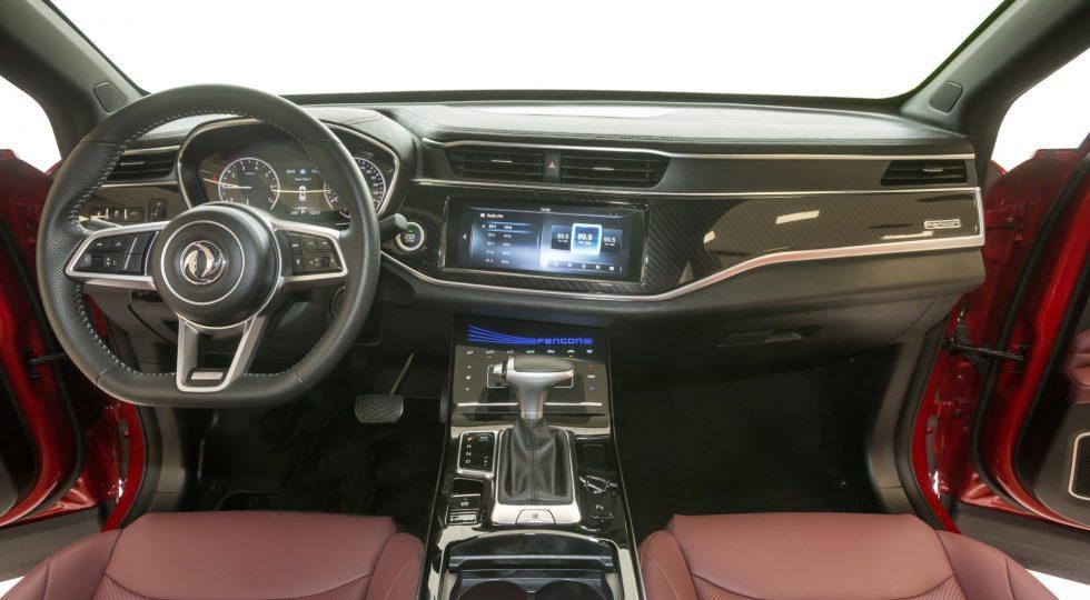 El País: «DSFK F5, un SUV chino con diseño 'premium' desde 26.495 euros»