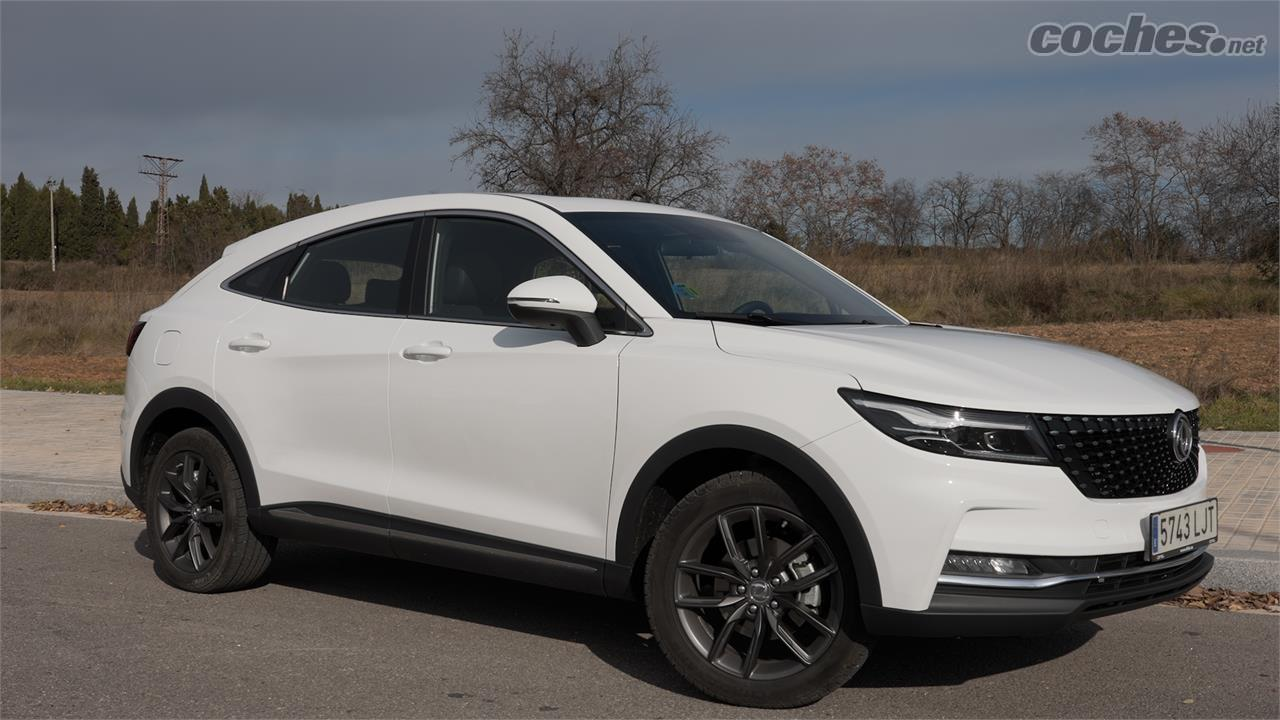 """Coches.net: """"DFSK F5: Un SUV chino a muy buen precio"""""""