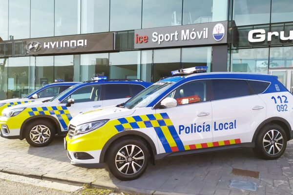 DFSK Policía Local