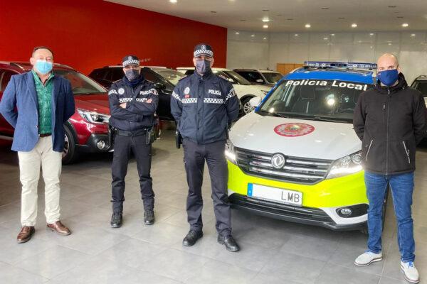 DFSK 580 Policía Local