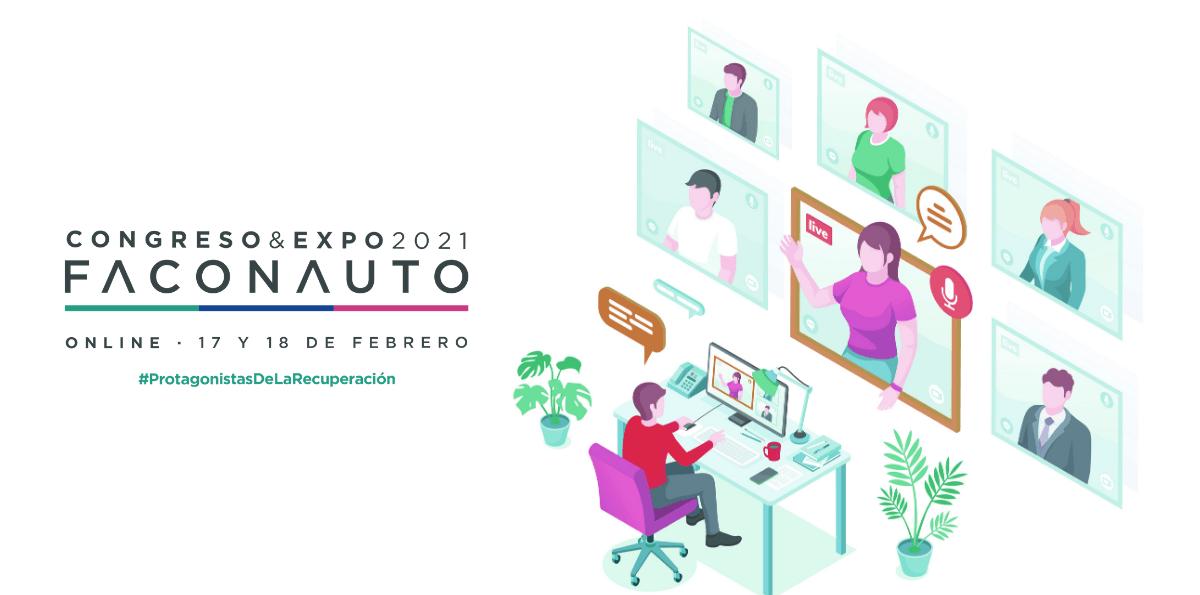 Fastworkshop: Congreso Faconauto 2021