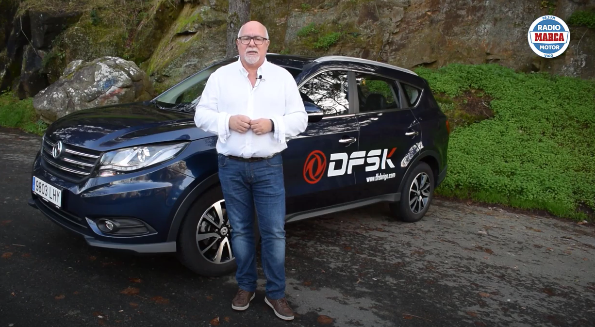 Video prueba: «Descubriendo el DFSK 580»