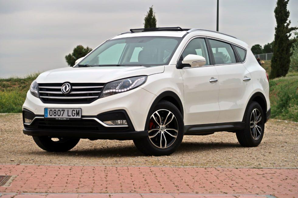 Loading Cars: «DFSK 580, el SUV chino de 7 plazas a precio de derribo»