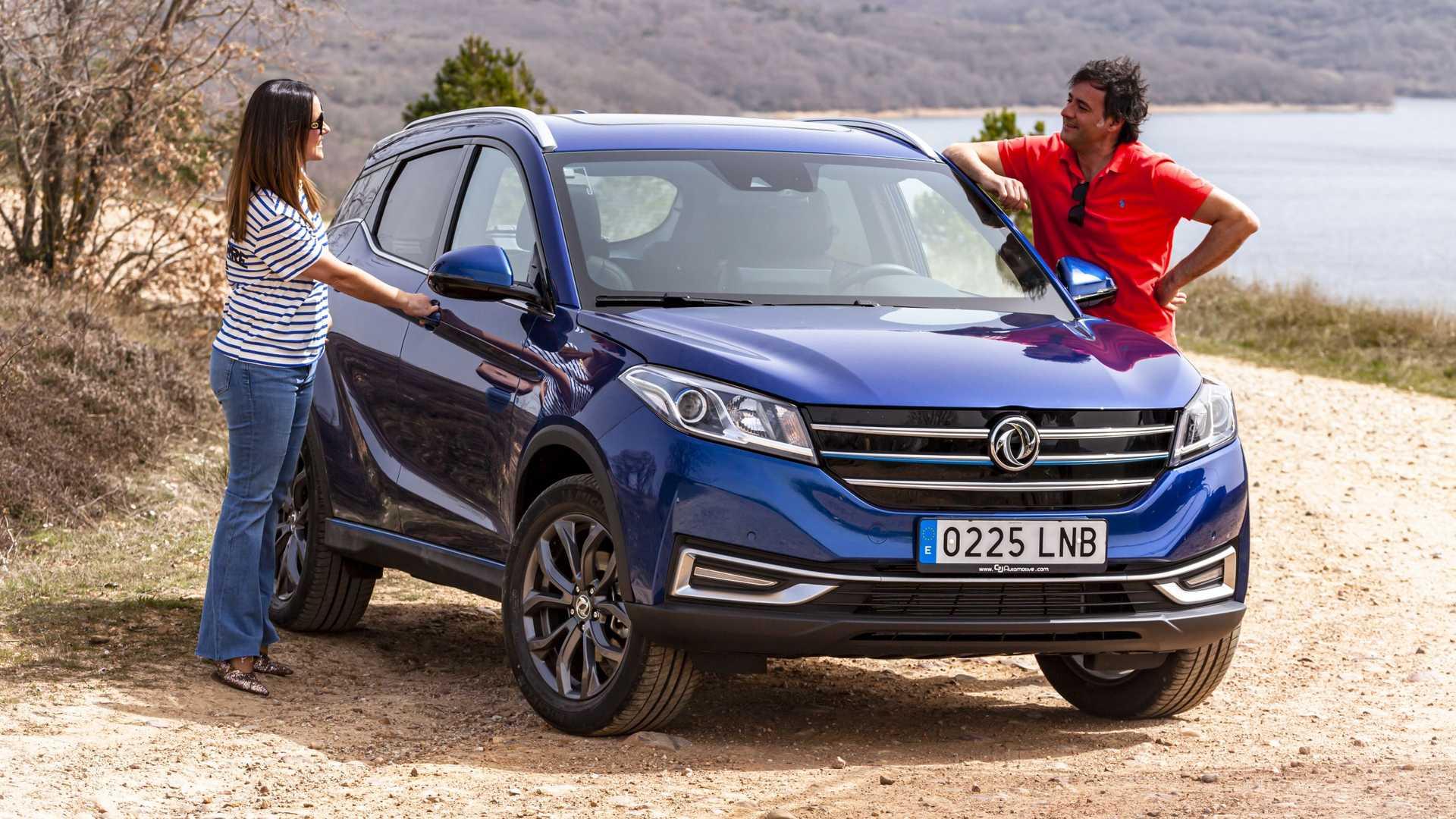 Motor1.com: «DFSK Seres 3: SUV compacto y eléctrico, por 25.495 euros»