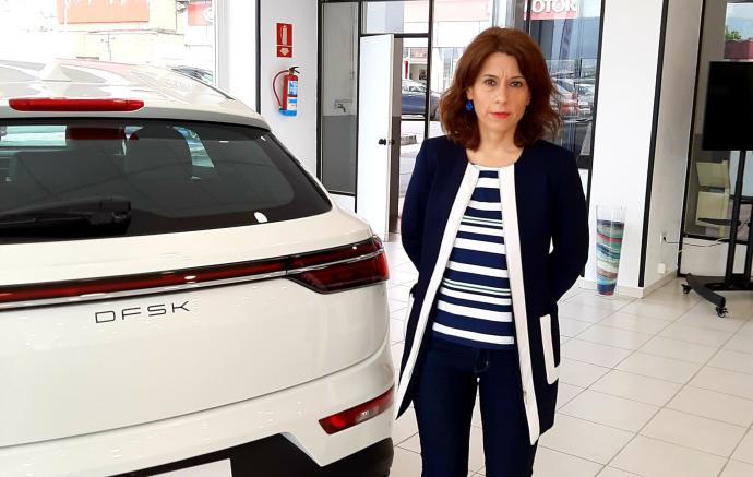 Idoia Rodríguez: «Las marcas chinas de coches han llegado a Europa para quedarse»
