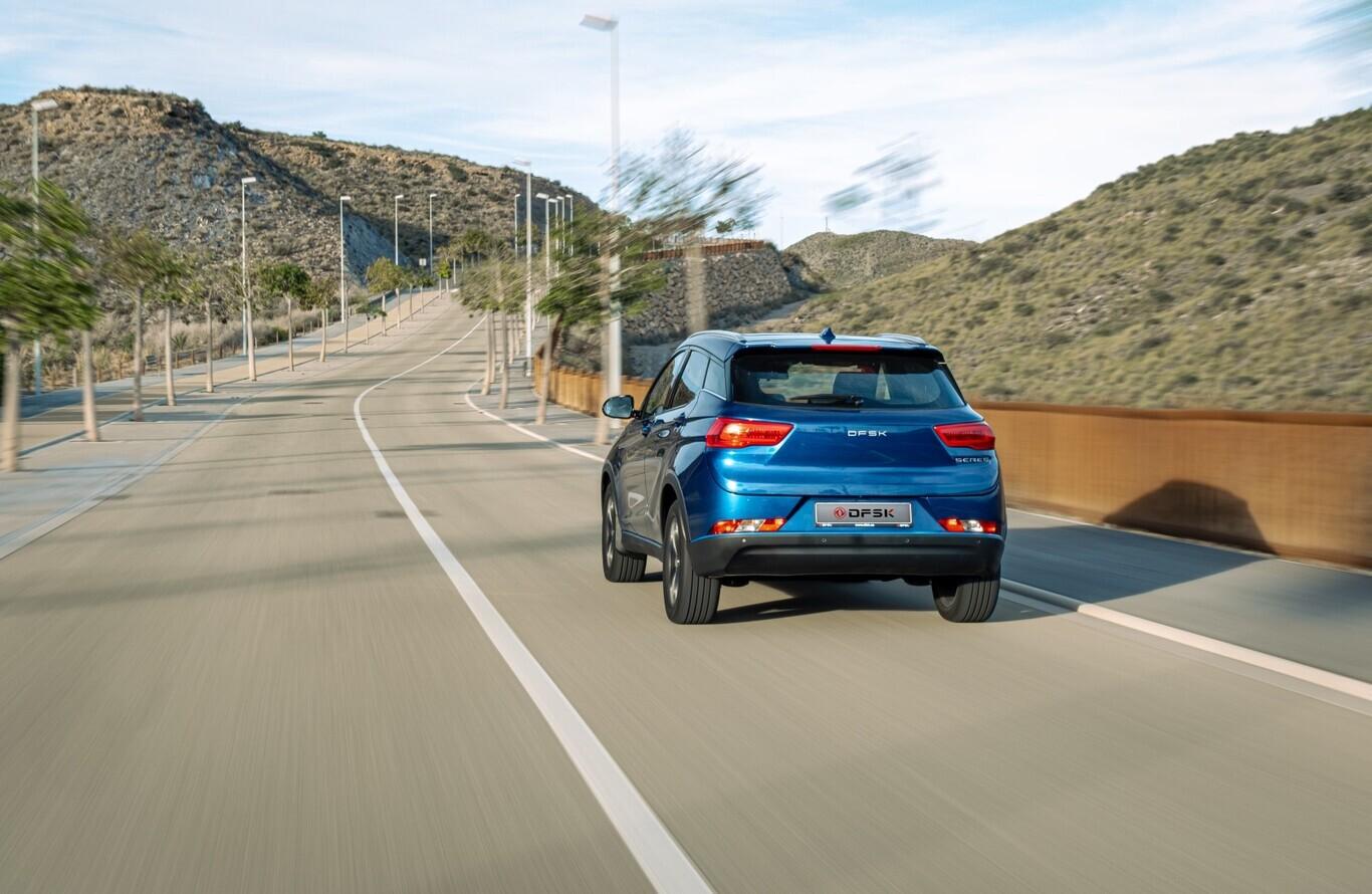 Motorpasión: «El DFSK Seres 3 ya tiene precio: un SUV eléctrico chino muy equipado para rivalizar con el Kia e-Niro y compañía»