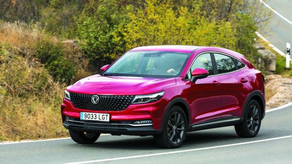 Autofácil: «Prueba nuevo DFSK F5 GLP 2021: cómo va este SUV chino»